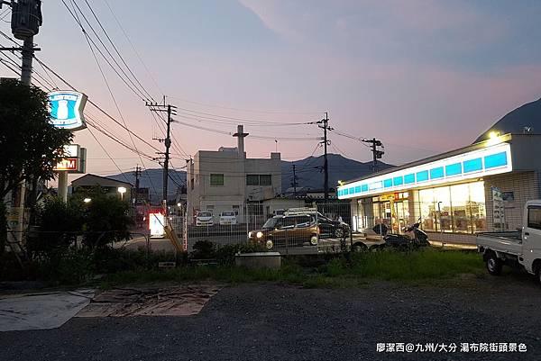 2018/07 九州/大分 湯布院街頭隨手拍