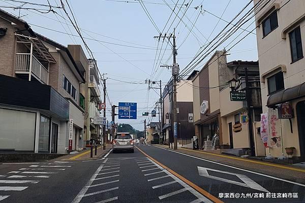 2018/07 九州/宮崎 前往宮崎市區