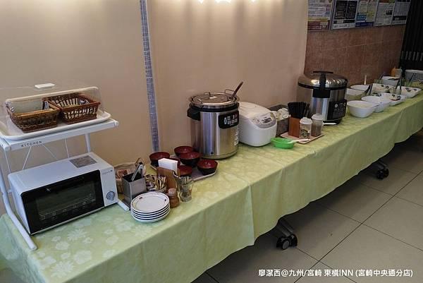 2018/07 九州/宮崎 東橫INN(宮崎中央通分店)