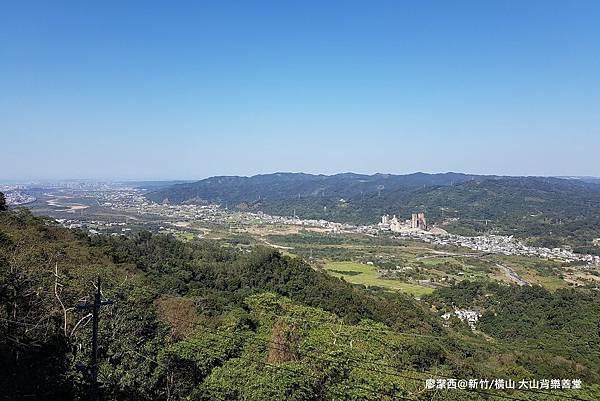 【新竹/橫山】大山背樂善堂