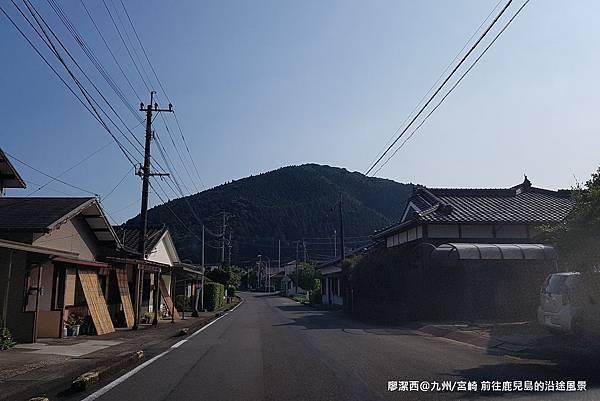 2018/07 九州/宮崎 前往鹿兒島的沿途景象
