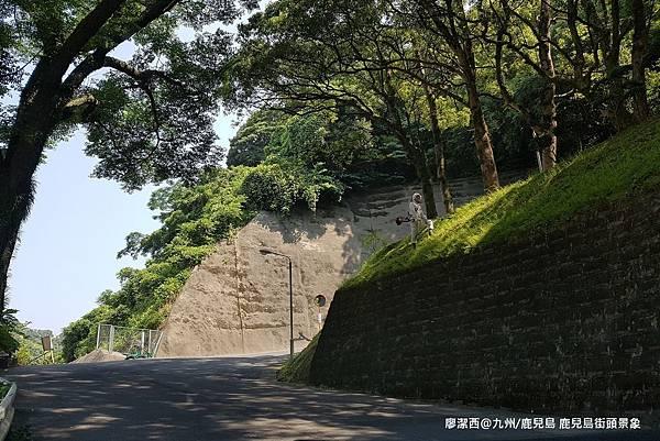 2018/07 九州/鹿兒島 前往城山公園