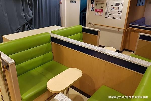 2018/07 九州/熊本 有明渡輪