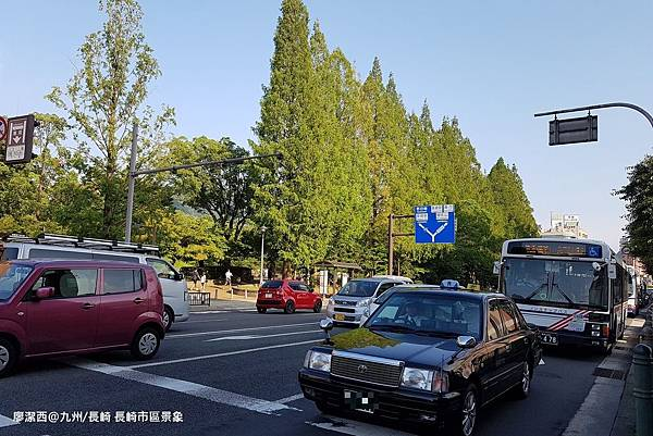 2018/07 九州/長崎 長崎市區街景
