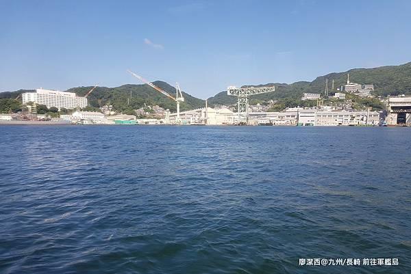 2018/07 九州/長崎 前往軍艦島