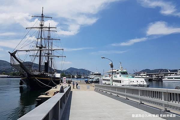 2018/07 九州/長崎 長崎港碼頭