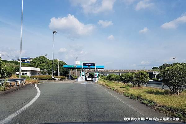 2018/07 九州/長崎 高速公路景象