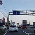 2018/07 九州/久留米 前往東橫INN(西鐵久留米站東口)
