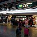 2018/08 新加坡 地鐵女皇鎮站