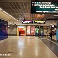 2018/08 新加坡/港灣 地鐵港灣站