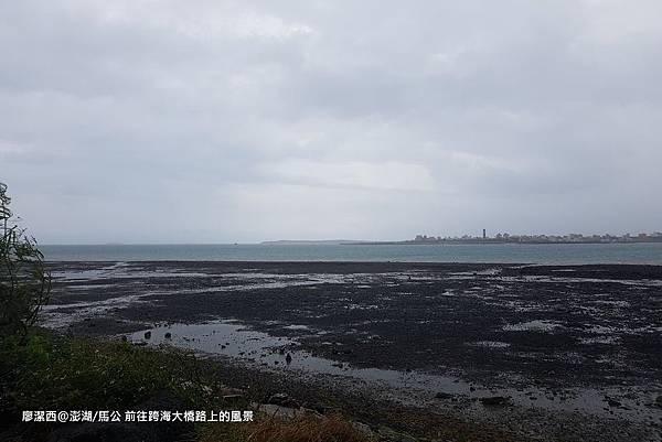 【澎湖/馬公】前往跨海大橋途中的風景