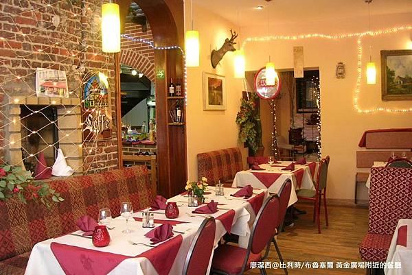 【比利時/布魯塞爾】黃金廣場附近的餐廳