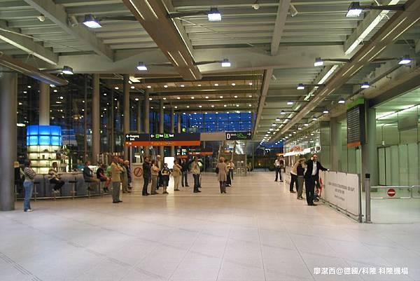 【德國/科隆】科隆機場