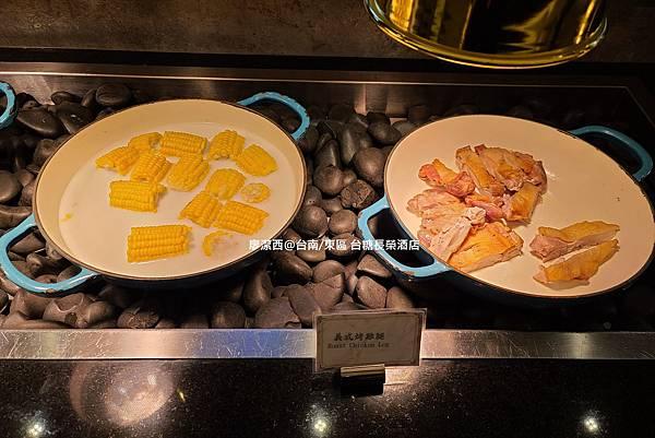 【台南/東區】台糖長榮酒店(吃遍天下餐廳/自助早餐)
