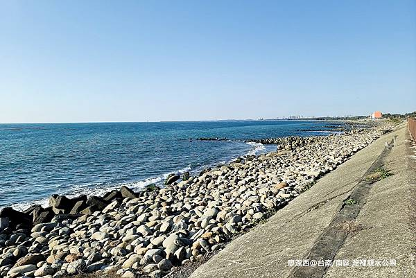 【台南/南區】灣裡親水公園