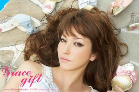 0421_Yahoo!奇摩購物中心_日本超紅名模LENA代言台灣GRACE GIFT女鞋發稿照片.jpg