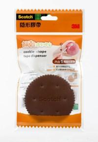 餅乾膠帶台包裝巧克力色.jpg