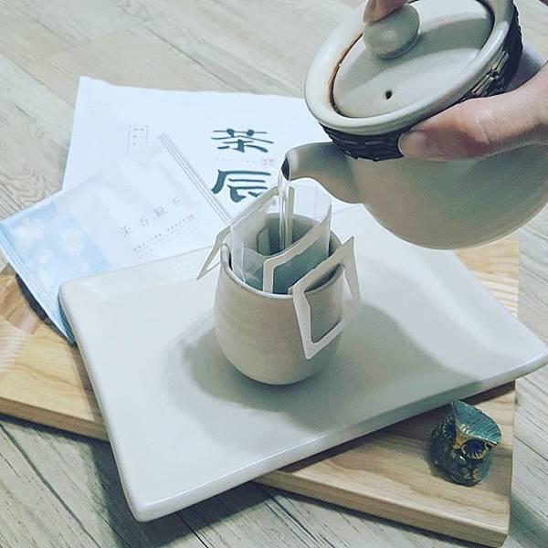 濾掛式茶包