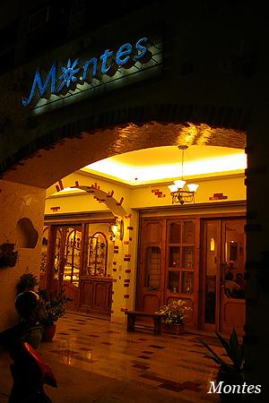 Montes蒙斯帝異國餐廳