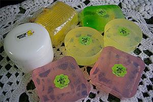 手工香茅肥皂