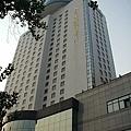 [武漢]最後一晚下榻的酒店