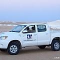 沙漠管理員公務車