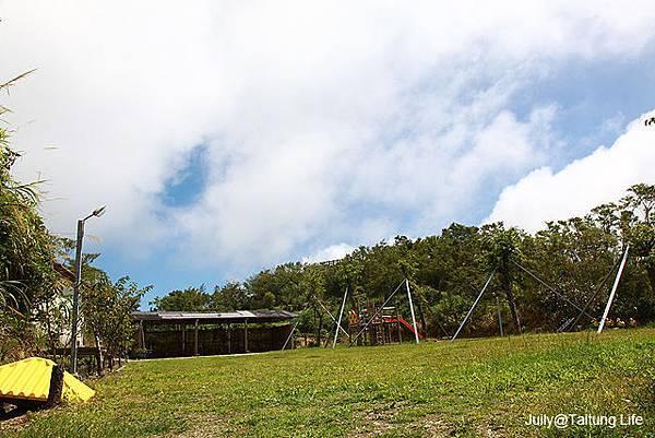 金針山埡口露營區