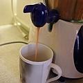 我家的果汁機