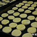 中秋月餅。綠豆椪