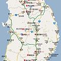 2009日本東北賞楓路線