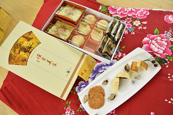 俊美年節禮盒11