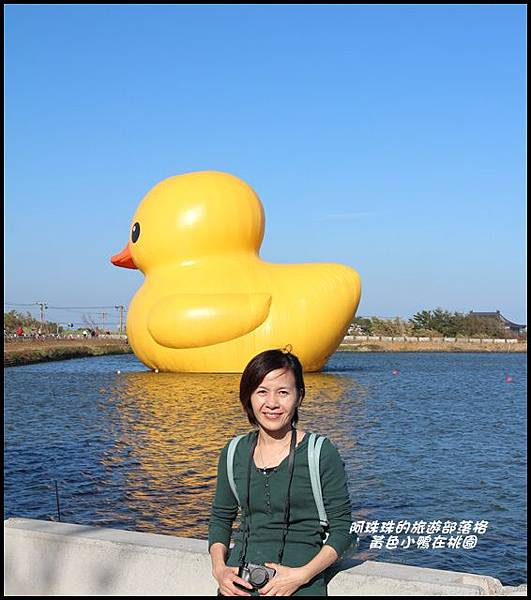 黃色小鴨在桃園1.JPG