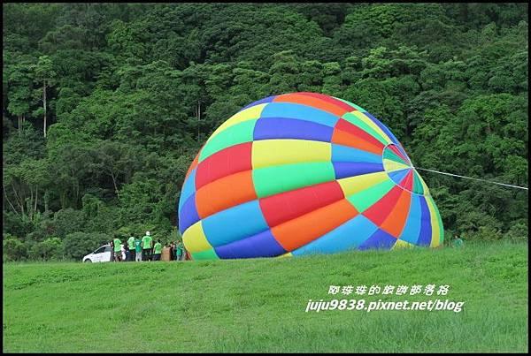 石門水庫熱氣球54