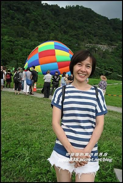 石門水庫熱氣球56