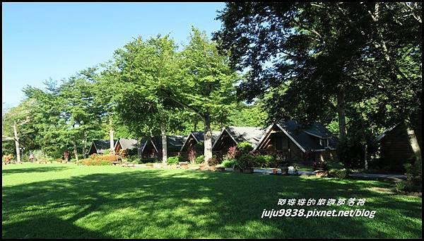歐都納山山野度假村40