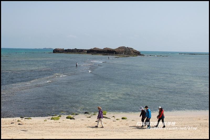 澎湖摩西分海1.JPG