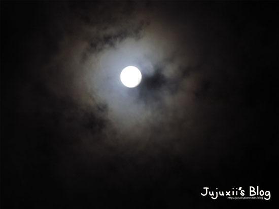 中秋拍月亮2