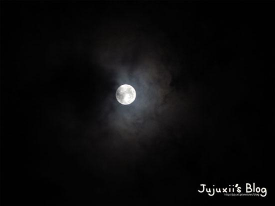 中秋拍月亮4