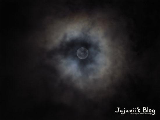 中秋拍月亮6