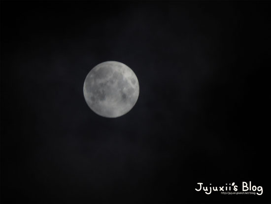 中秋拍月亮7