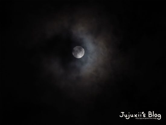 中秋拍月亮5