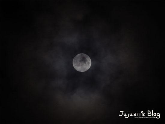 中秋拍月亮9