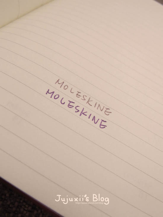 MOLESKINE26