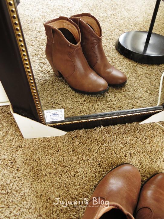 棕色短靴02