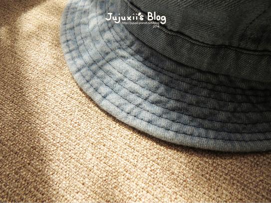 牛仔漁夫帽01