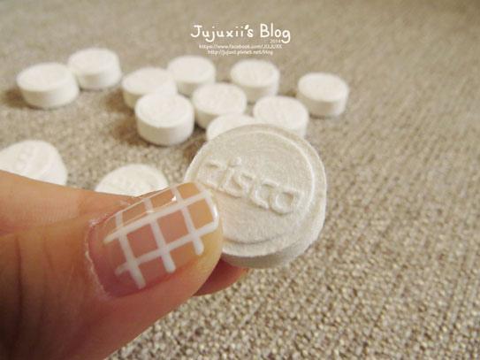 zisco紙巾球11