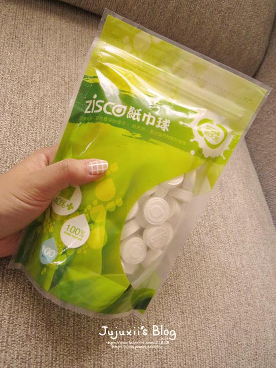 zisco紙巾球01
