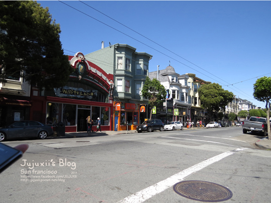 Haight and Ashbury Streets 23
