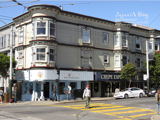 Haight and Ashbury Streets 25