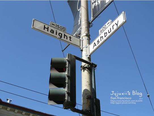 Haight and Ashbury Streets 26